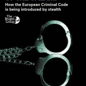 Another slice of the Salami: How the European Criminal Code is being introduced by stealth
