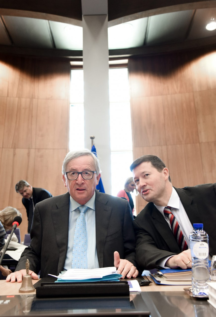 Martin Selmayr – the EU's puppet master secures his future