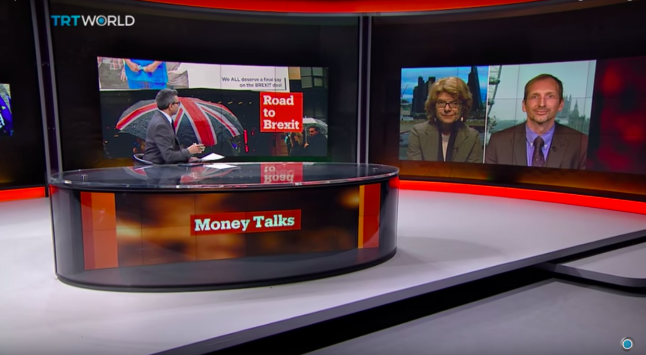 Robert Oulds, Vicky Pryce debate Brexit fears
