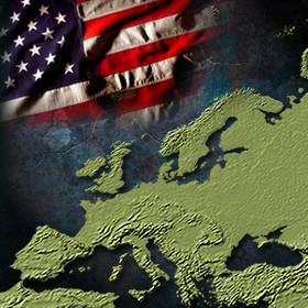 Europe, America and the Tectonic Plates