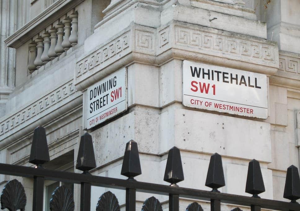 Whitehall---Downing-Street