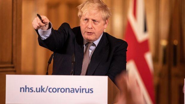 COVID-Boris
