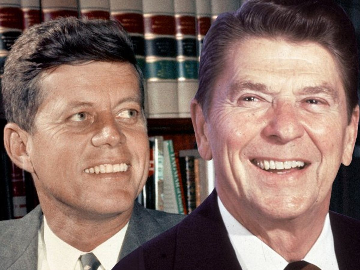 Reagan-and-Kennedy
