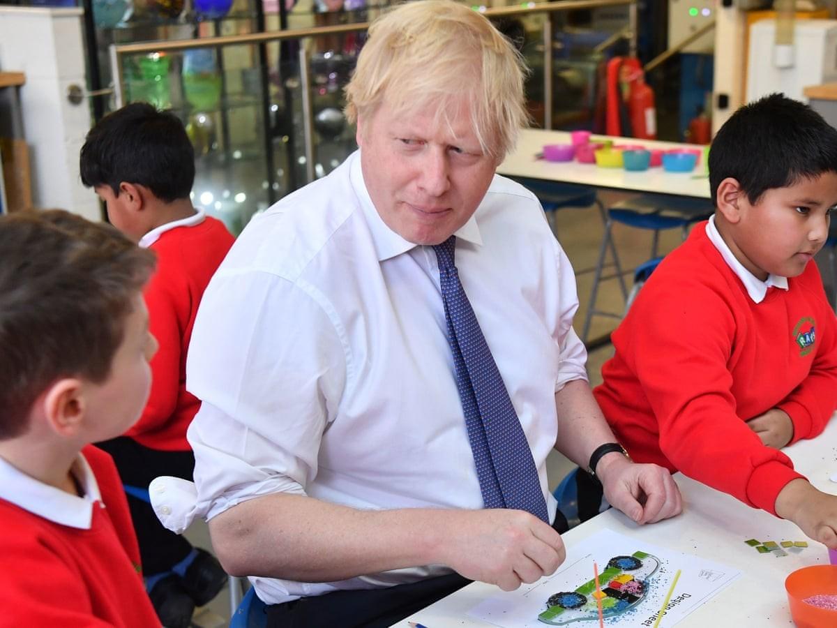 Boris-in-school