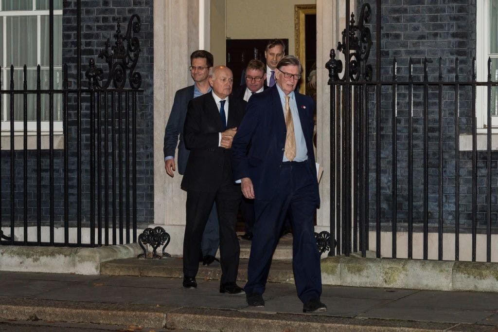Brexiteer-MPs