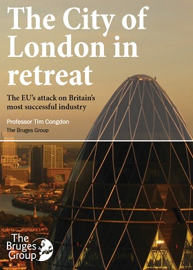 the city of london in retreat