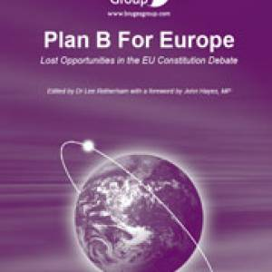 Plan B For Europe: Lost Opportunities in the EU Constitution Debate