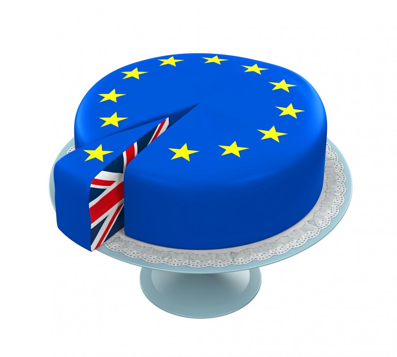 Brexit-cake