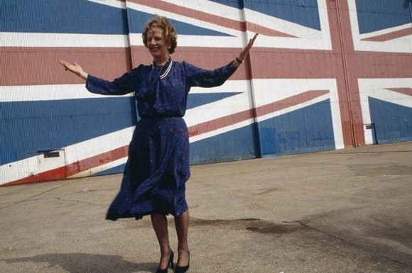 Margaret-Thatcher-Union-Jack