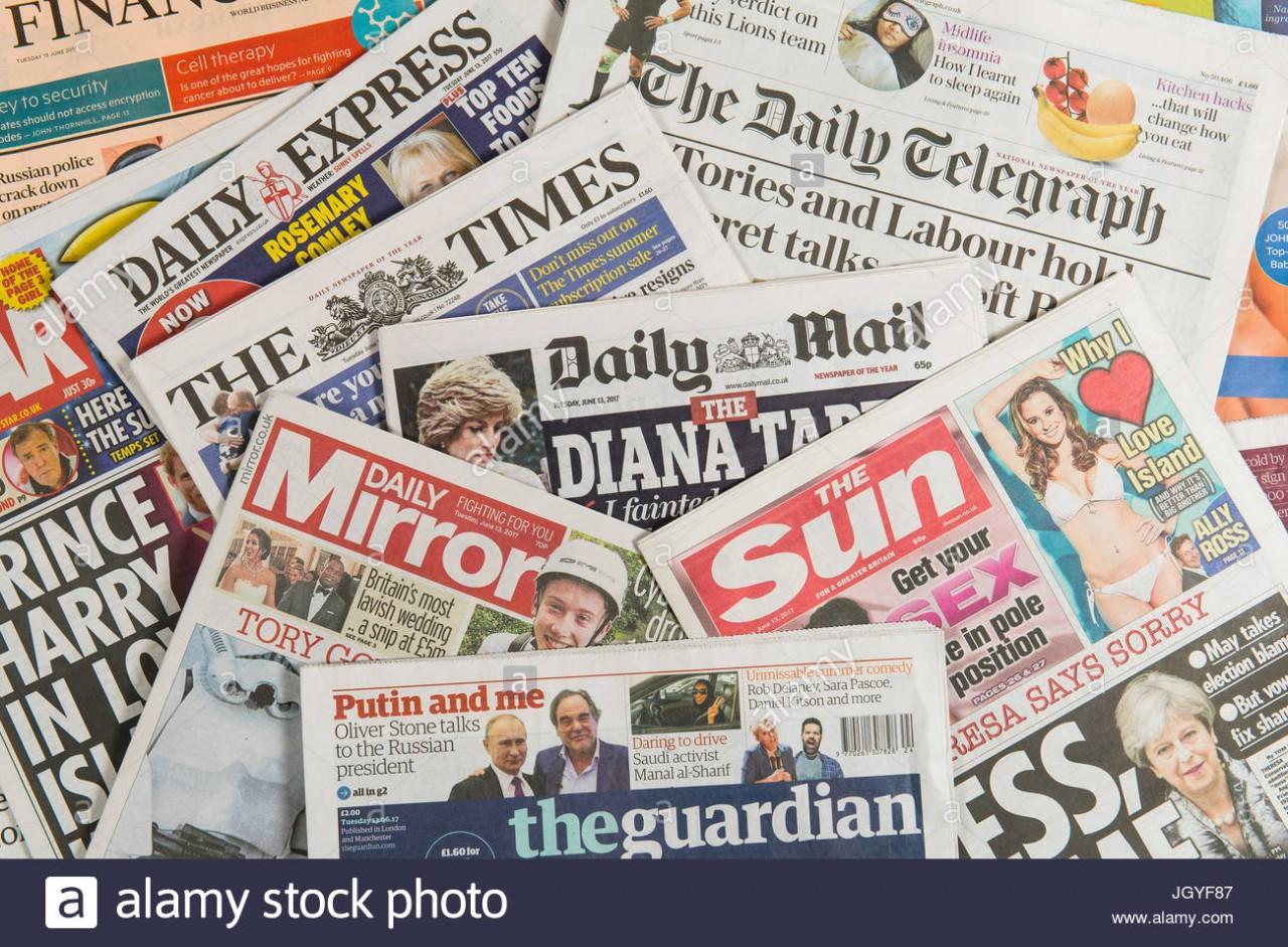 British-papers